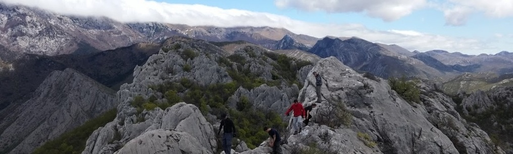 Paklenica hiking tour